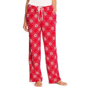 Hanes Women\'s Plush Lounge Pants HAC80138