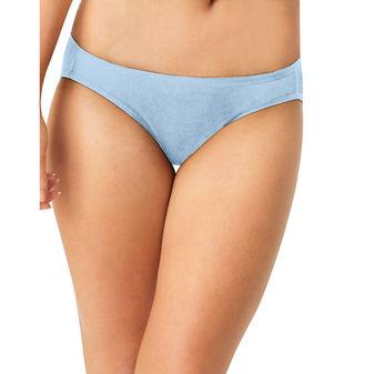 Hanes Women\'s Cotton Bikini 10-Pack PW42AS