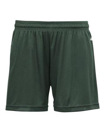 "Badger Women\'s B-Core 5"" Inseam Shorts 4116"