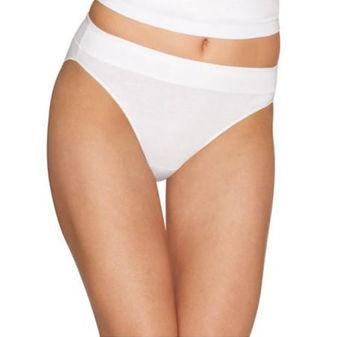 Hanes Womens Constant Comfort X-Temp Hi-Cut Panties 3-Pk CC43AS