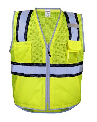 Kishigo Premium Brilliant Series® Ultimate Reflective Vest 1584