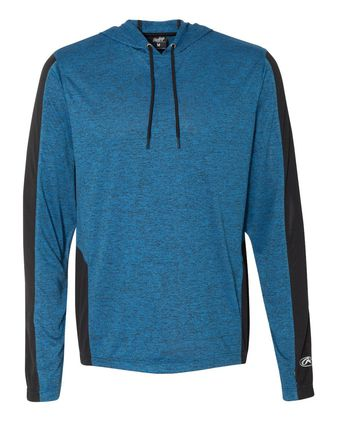Rawlings Performance Cationic Hooded Pullover T-Shirt 8199