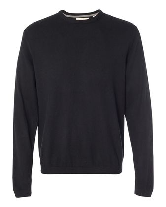 Weatherproof Vintage Cotton Cashmere Crewneck Sweater 151325