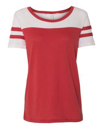 Alternative Women\'s Vintage 50/50 Jersey Stadium Tee 5082