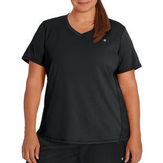 Champion Vapor Select Womens Plus Tee Shirt QW5401