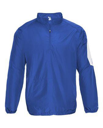 Badger Sideline Long Sleeve Pullover 7641