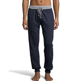 Hanes Men\'s 1901 Heritage French Terry Jogger Pant 4167