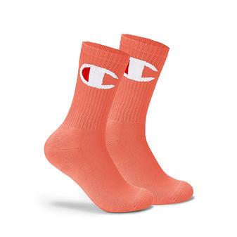Champion Life Big C Crew Socks 1-Pair A2224