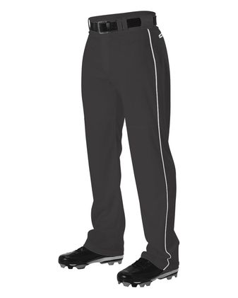 Alleson Athletic Warp Knit Baseball Pants With Side Braid A00042