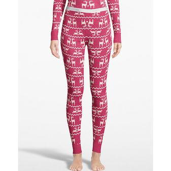 Hanes Women\'s X-Temp Thermal Printed Pant 25456