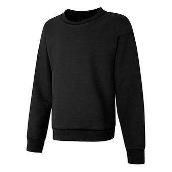 Hanes ComfortSoft™ EcoSmart Girls\' Crewneck Sweatshirt OK268