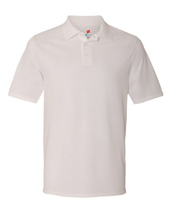 Hanes X-Temp Pique Sport Shirt with Fresh IQ 055P