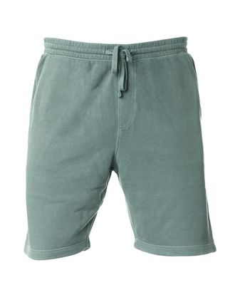 Independent Trading Co. Pigment-Dyed Fleece Shorts PRM50STPD