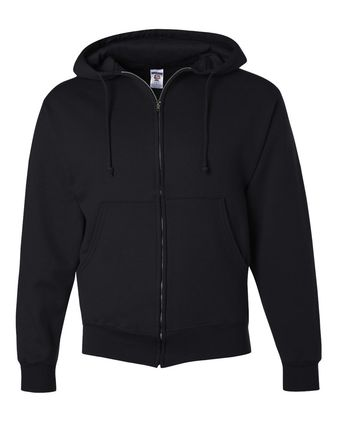 JERZEES Super Sweats NuBlend® Full-Zip Hooded Sweatshirt 4999MR
