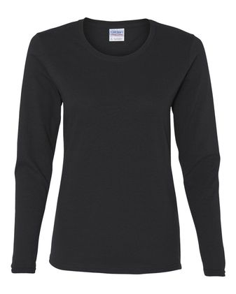 Gildan Heavy Cotton™ Women\'s Long Sleeve T-Shirt 5400L