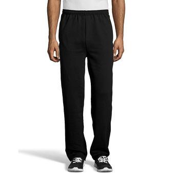 Hanes ComfortSoft EcoSmart Men\'s Fleece Sweatpants O5995