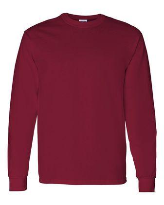 Gildan Heavy Cotton™ Long Sleeve T-Shirt Sty# 5400