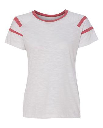 Augusta Sportswear Women\'s Short Sleeve Fanatic T-Shirt 3011