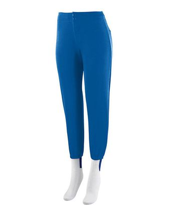 Augusta Sportswear Girls Low-Rise Softball Pants 829