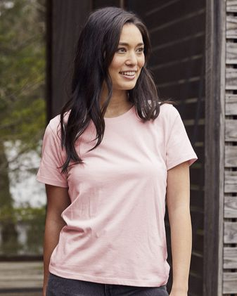 Alternative Women\'s Cotton Jersey Go-To Tee 1172
