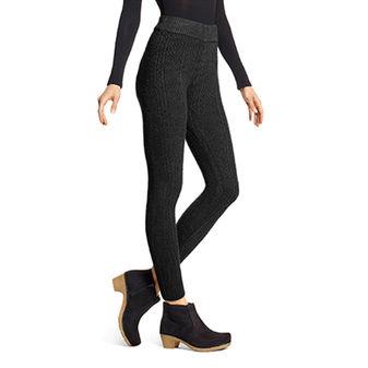 HUE Cable Sweater Leggings U18055