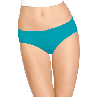 Hanes Women\'s Cool Comfort Pure Bliss Hipster 8-Pack S841AS