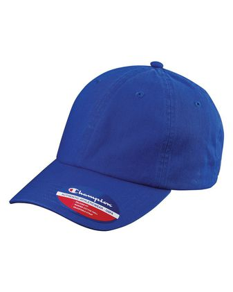 Champion Washed Twill Dad Cap CS4000