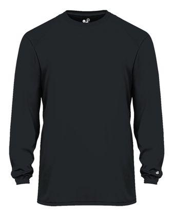Badger Ultimate SoftLock™ Youth Long Sleeve T-Shirt 2004