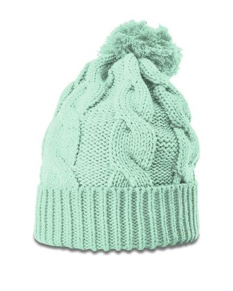 Richardson Chunk Twist Knit Beanie With Cuff 141