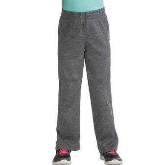Hanes Sport Girls\' Tech Fleece Pants OK383