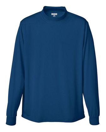 Augusta Sportswear Youth Wicking Mock Turtleneck 799