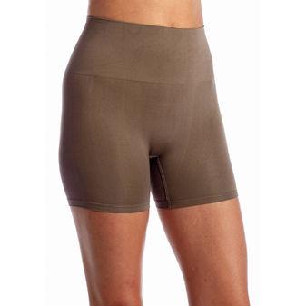 Jockey Women\'s Shapewear Slimmers Micro Seamfree Short 4136