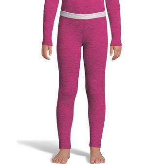 Hanes Girls\' Space Dye Thermal Pant 125706