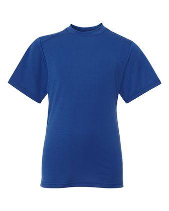 Badger Youth B-Tech Cotton-Feel T-Shirt 2820