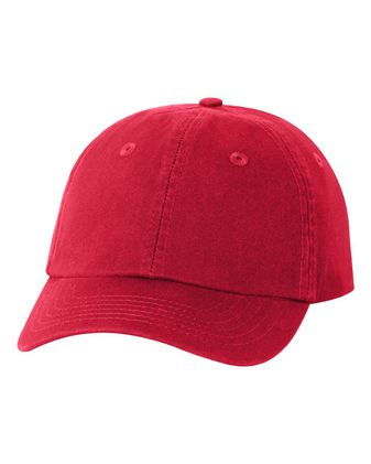 Valucap Small Fit Bio-Washed Unstructured Cap VC300Y