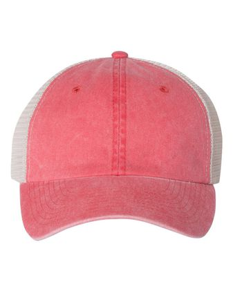 Sportsman Pigment-Dyed Trucker Cap SP510