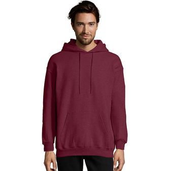 Hanes Men\'s Ultimate Cotton® Heavyweight Pullover Hoodie F170
