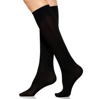 Florence Bamboo Cotton Knee Socks 360