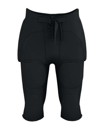 Alleson Athletic Solo Series Integrated Football Pants A00190