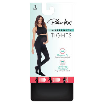 Playtex Maternity Opaque Tights MPL001