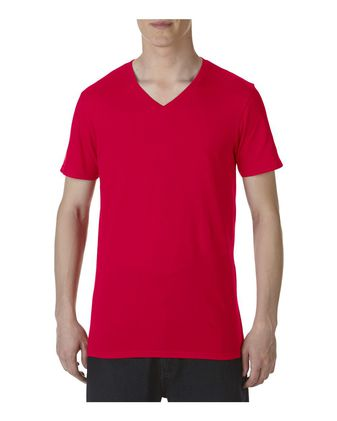 Anvil Featherweight V-Neck Tee 352