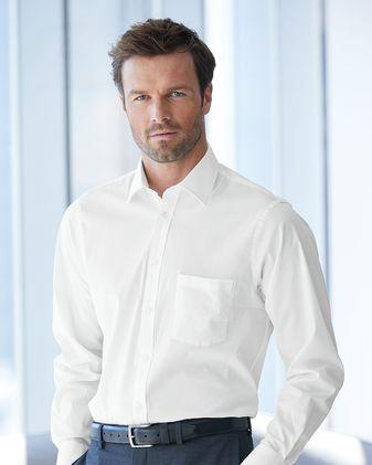 Van Heusen Stretch Spread Collar Shirt 13V5049
