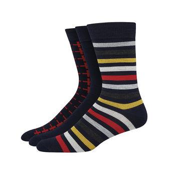 Hanes Ultimate™ Men\'s FreshIQ™ Men\'s Assorted Dress Socks 3-Pack U81/3