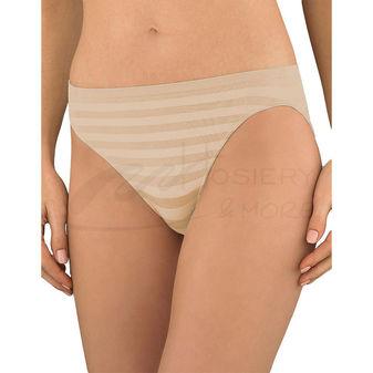 Jockey Women\'s Underwear Matte & Shine Hi Cut Panty 1306