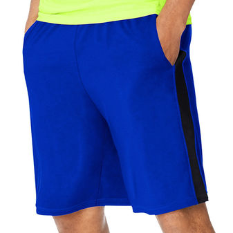 Hanes Sport Men\'s Performance Pocket Shorts O5864