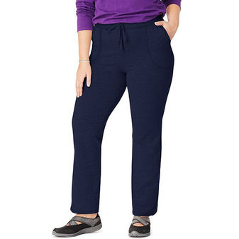 Just My Size French Terry Women\'s Pants OJ222