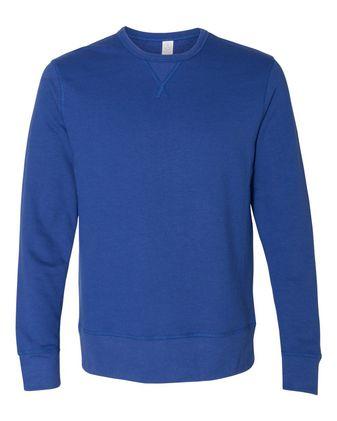 Alternative Vintage French Terry B-Side Reversible Crewneck Sweatshirt 5065