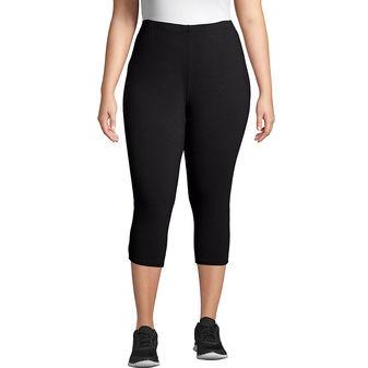 Just My Size Stretch Cotton Jersey Women\'s Capri Leggings OJ256