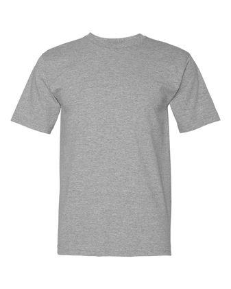 Bayside USA-Made 100% Cotton Short Sleeve T-Shirt 5040