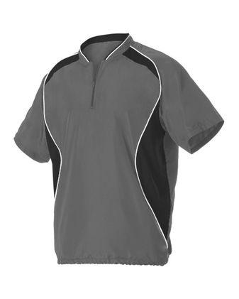 Badger Short Sleeve Baseball Batters Jacket 3JSS13A